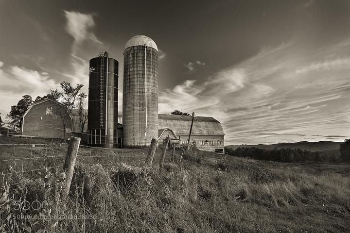 Photograph Sparrow Farm II by Mitch Moraski on 500px