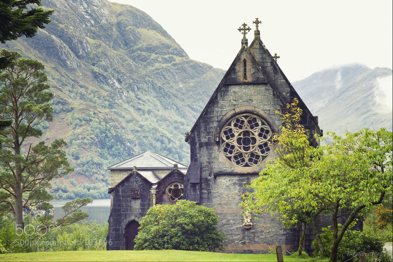 Photograph Scotland, Glenfinnan by Alexandra Belova-Polyak on 500px