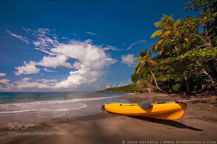 Photograph Escape to Paradise by Ryan Heffron on 500px