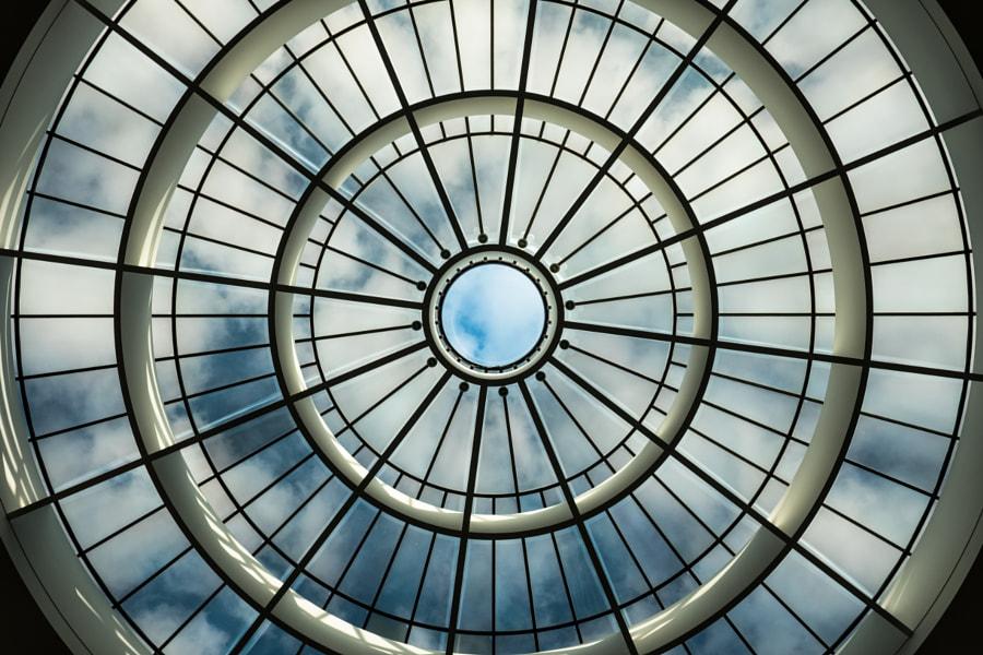 Dome of the Pinakothek der Moderne