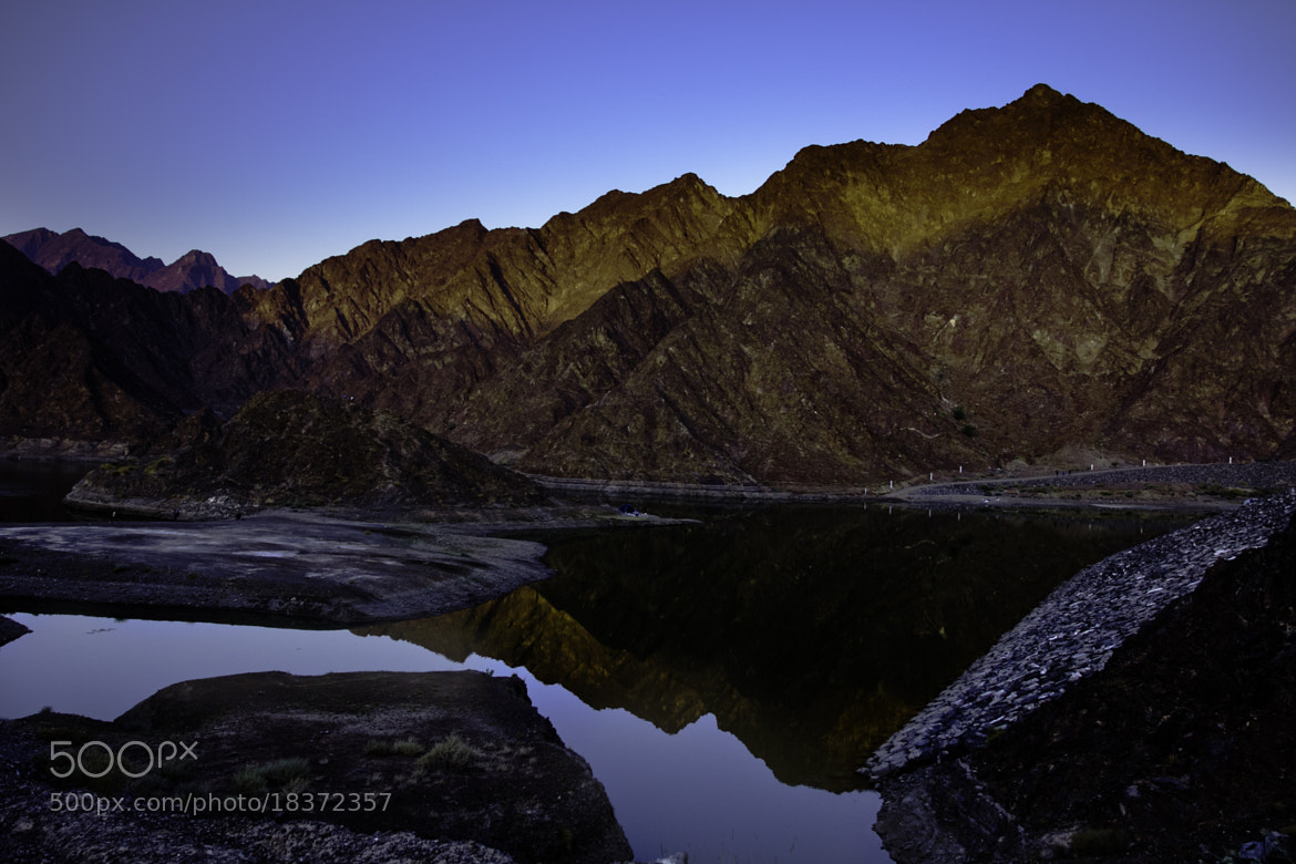 Photograph Hatta Pool by Hitesh Assudani on 500px
