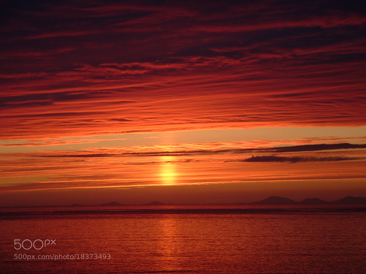 Photograph Rich red skies by James  Mcfadzean on 500px