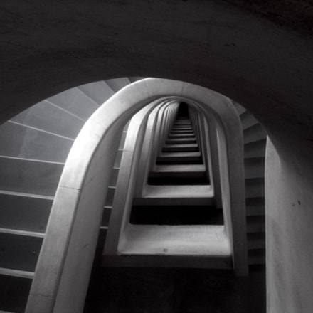 Spiral staircases, Apple iPhone 3GS