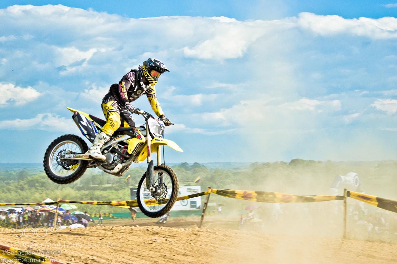 Photograph Motocross by Sebastián  Valencia on 500px