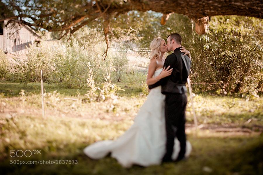 Garden Valley, Idaho wedding.