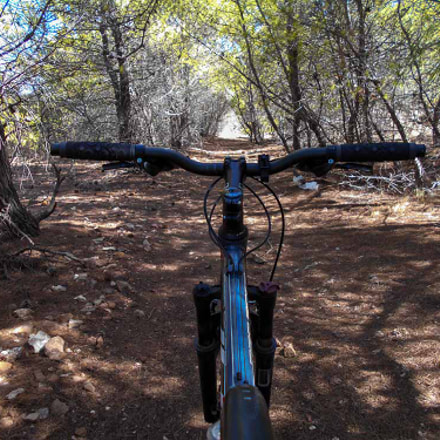 Mtb in Greece, Nikon COOLPIX S2900