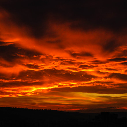 Sky of Fire, Canon POWERSHOT A480