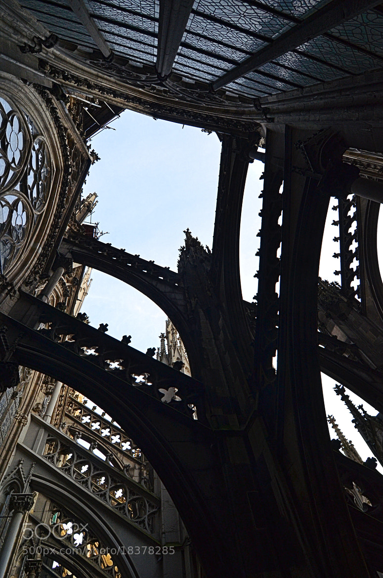 Photograph Kölner Dom by Peter G. on 500px