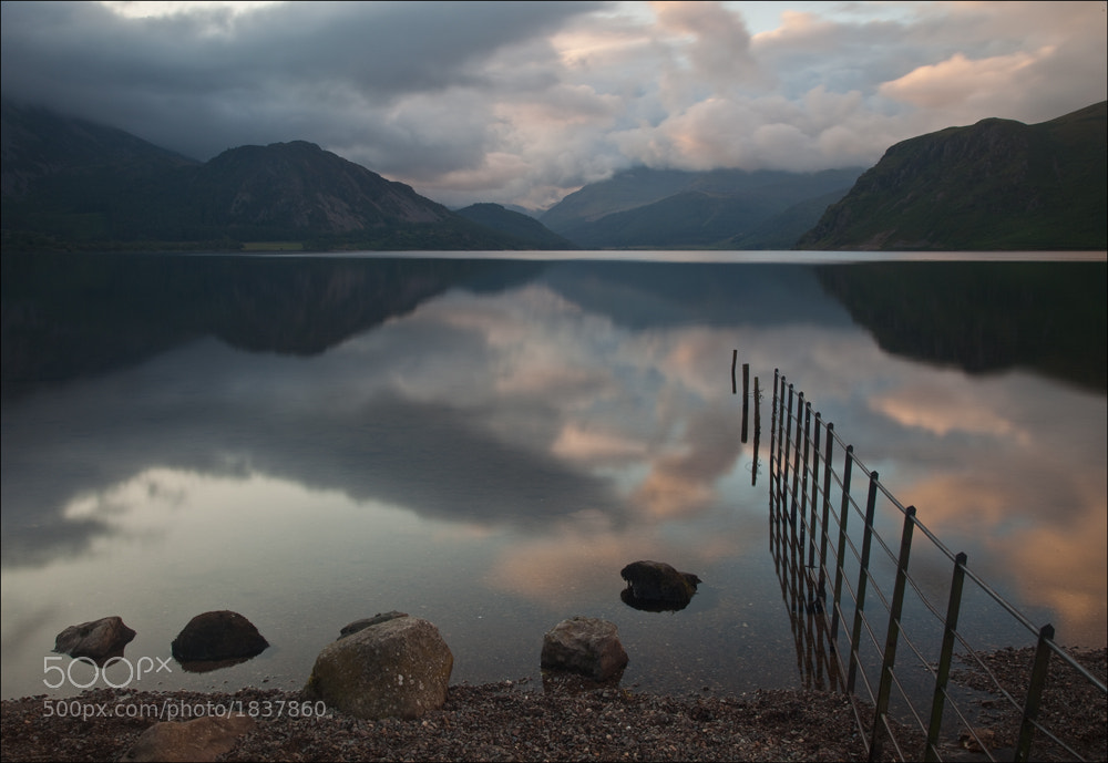 Photograph Ennerdale at Dawn by Kate Webb on 500px