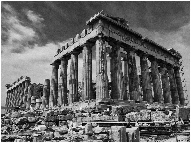Photograph Acropolis ~ Athens Greece  by Garmatis Pantelis on 500px