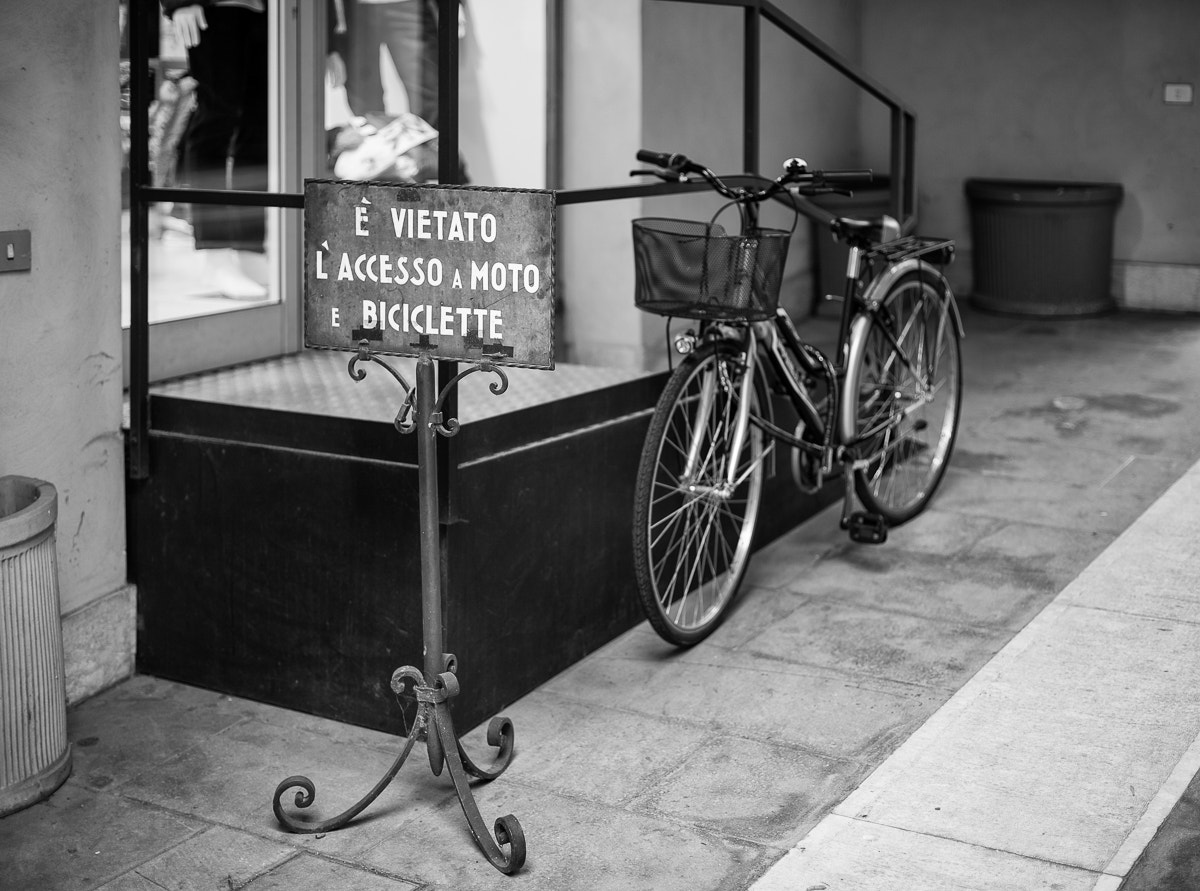Photograph Entry forbidden for cycles….. by Michael Avory on 500px