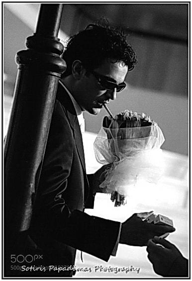 Photograph George - the groom... by Sotiris Papadimas on 500px