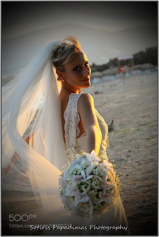Photograph Jenny the Bride... by Sotiris Papadimas on 500px