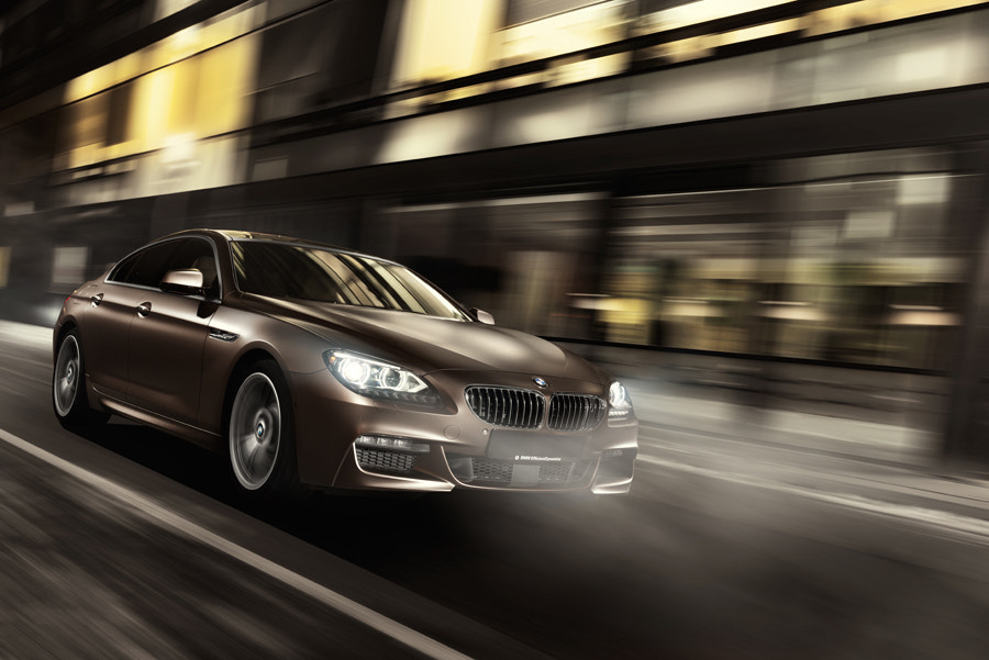 Photograph BMW Gran Coupe by Thomas Larsen on 500px
