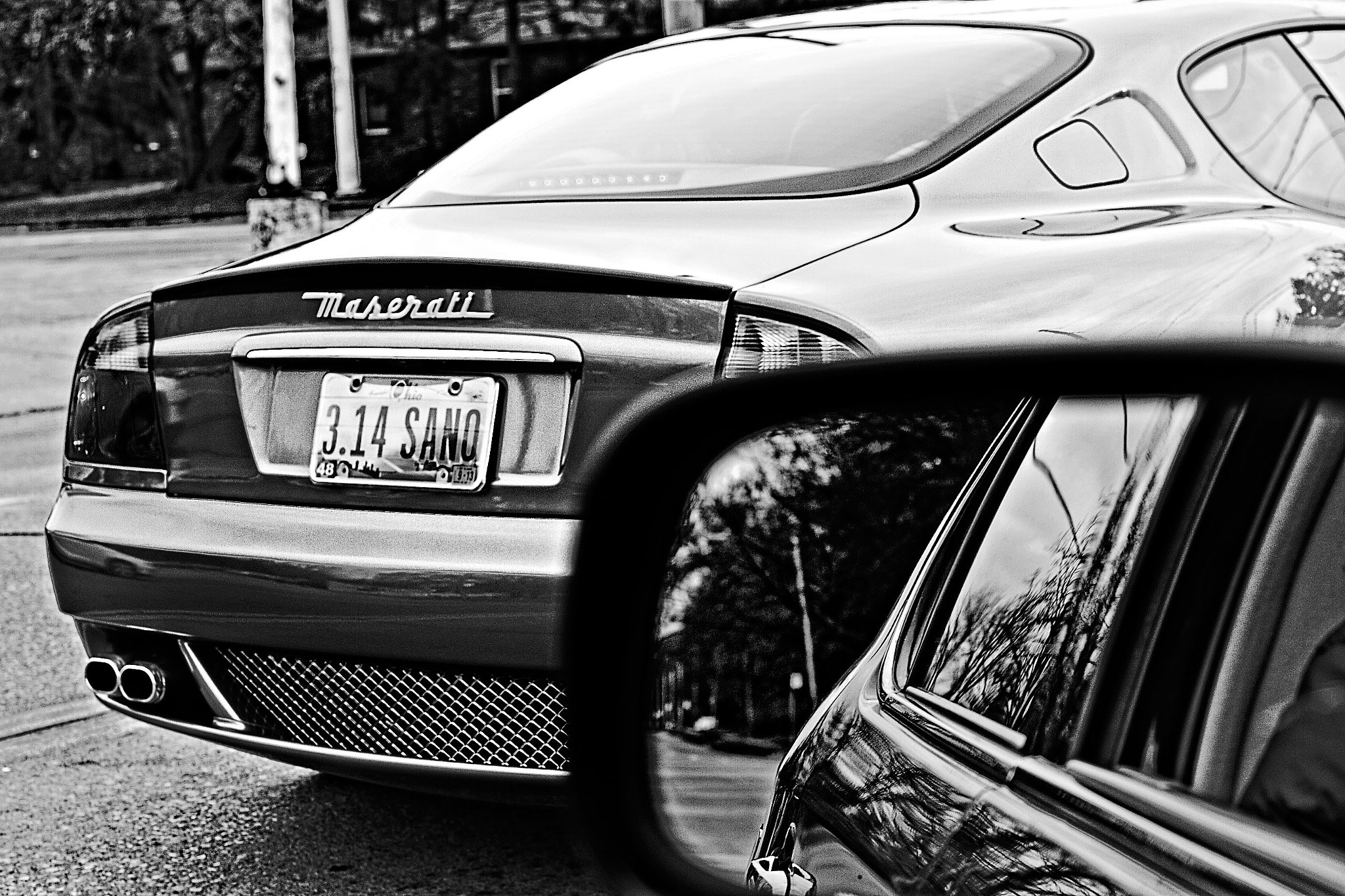 Photograph Maserati  by Wilson Usman on 500px