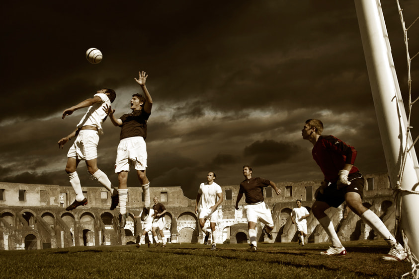 Photograph Soccer by Jeff Farsai on 500px
