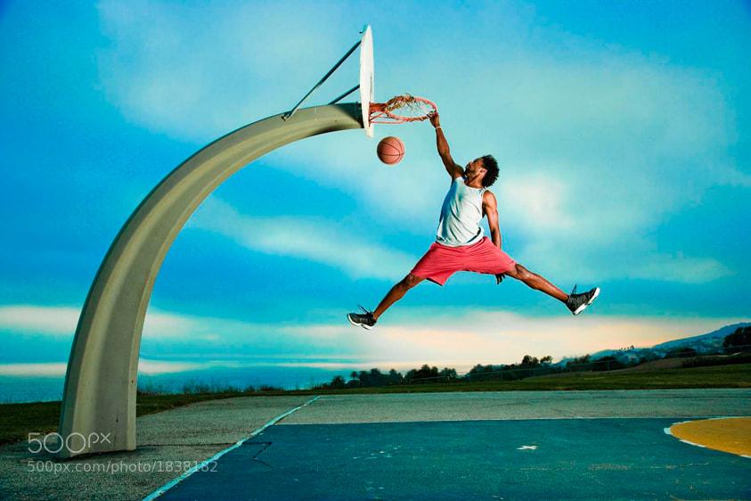 Photograph Basketball by Jeff Farsai on 500px