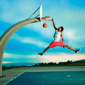 Basketball by Jeff Farsai (FarsaiPhoto) on 500px.com