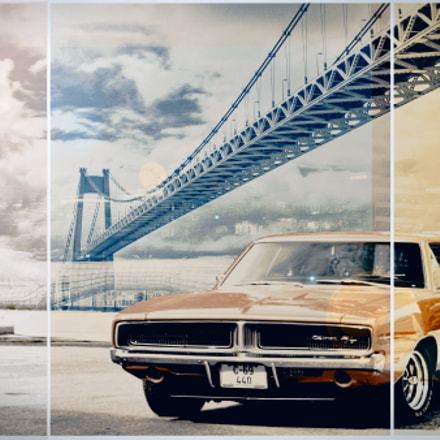 Dodge Charger, Canon EOS 450D, Canon EF 28-80mm f/3.5-5.6