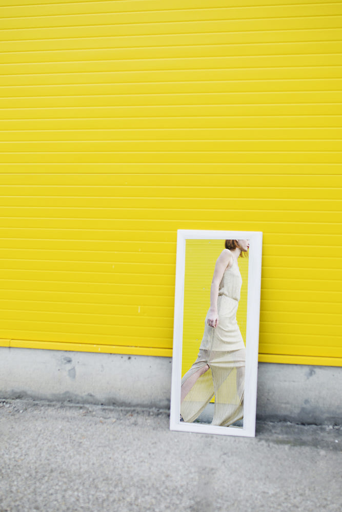 Yellow fashion by Jovana Rikalo on 500px