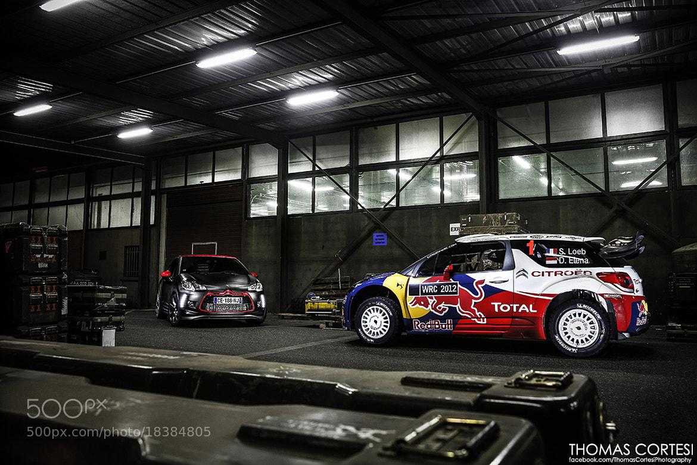 Photograph Citroën DS3 R Loeb Edition / WRC by Thomas Cortesi on 500px