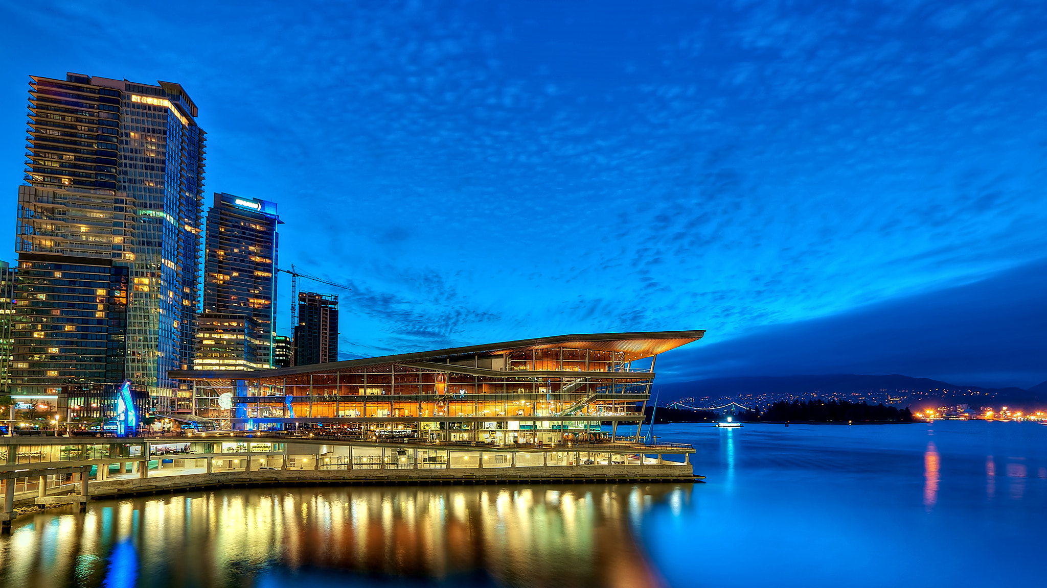 Photograph Vancouver Convention Center by Magnus Larsson on 500px