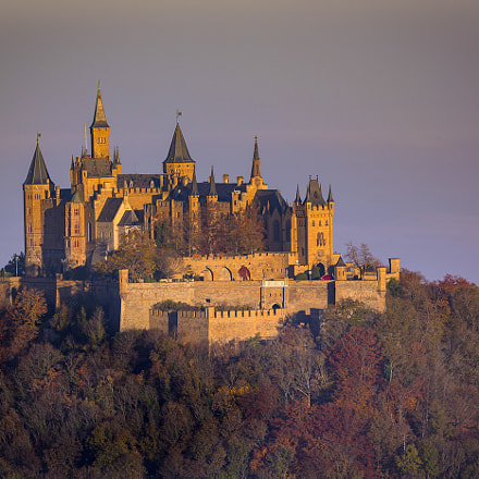 Burg Hohenzollern, Canon EOS 5D MARK III, Canon EF 200-400mm f/4L IS USM