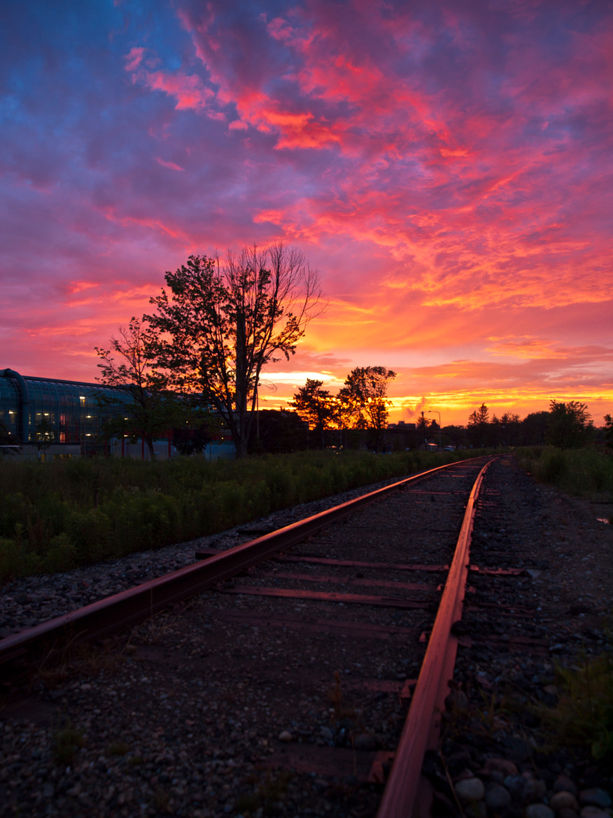Photograph First Train Home by Colin Whittaker on 500px