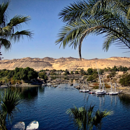 Aswan, Old Cataract Hotel, Fujifilm FinePix JZ300