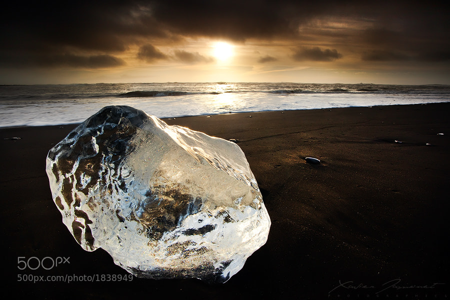 Photograph Black diamond by Xavier Jamonet on 500px