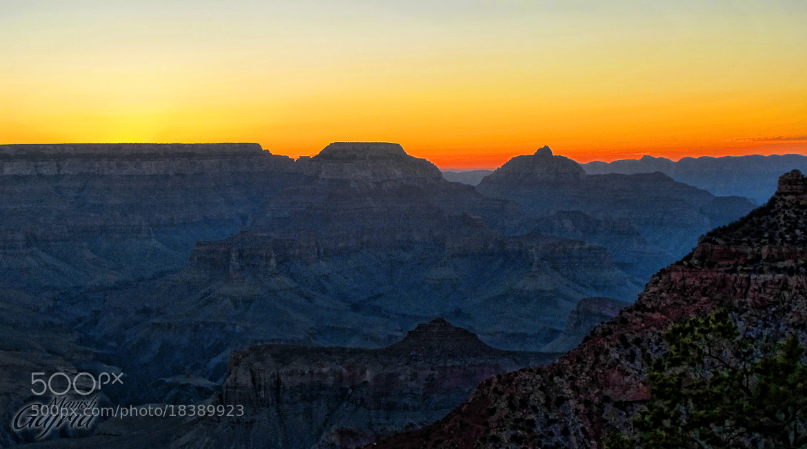 Photograph Sunrise at the Grand Canyon by Manish Gajria on 500px