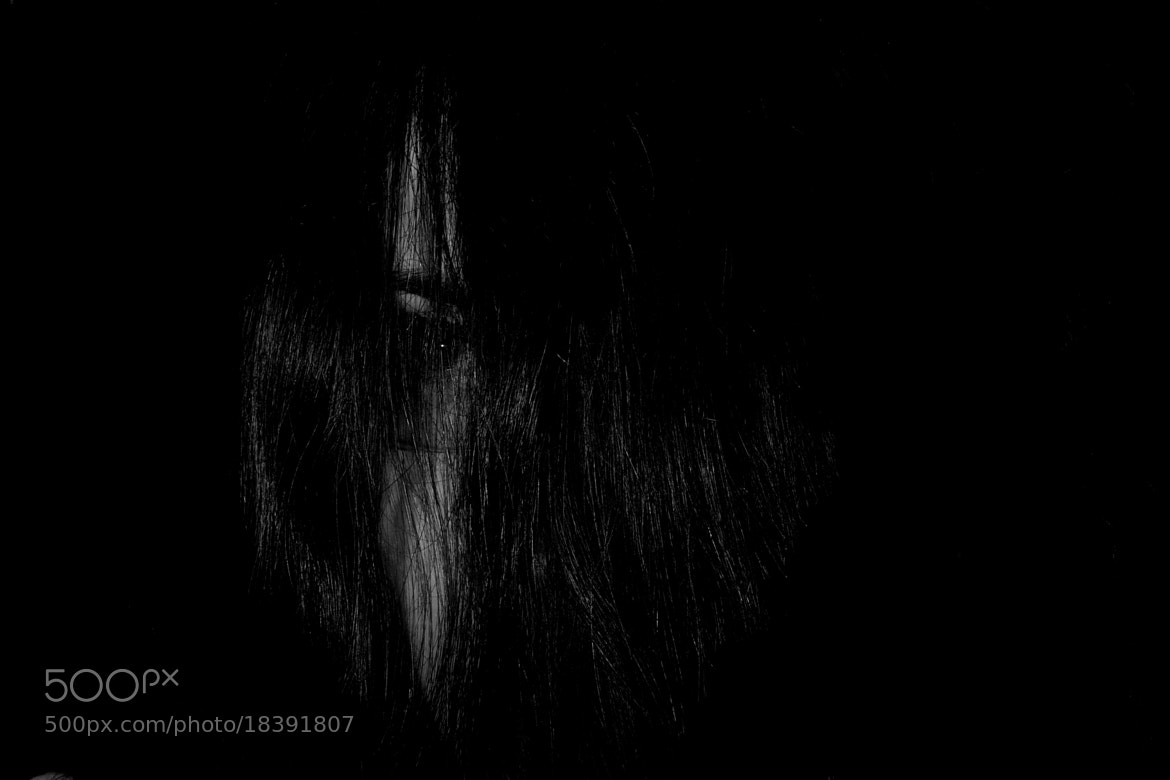 Photograph ju-on (grudge) by James Johnson on 500px