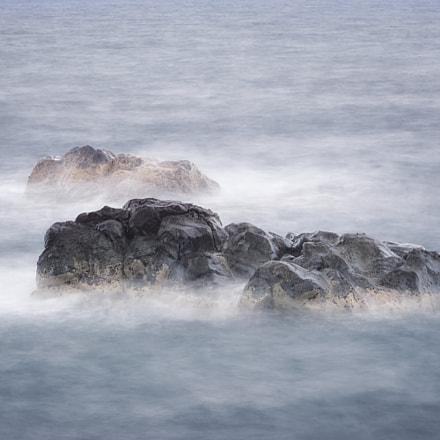 Wild coast of Saint Benoit - Reunion Island