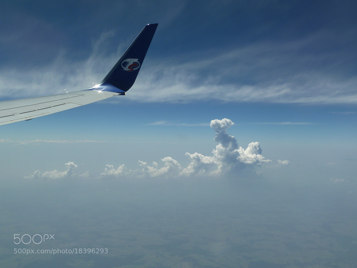 Photograph B737-800 Travel Service by Lukáš Vítek on 500px
