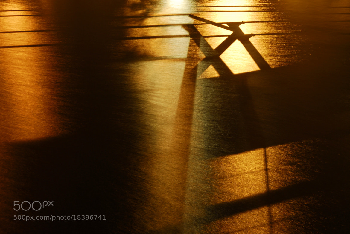 Photograph bridge shadow by Harry de Visser on 500px