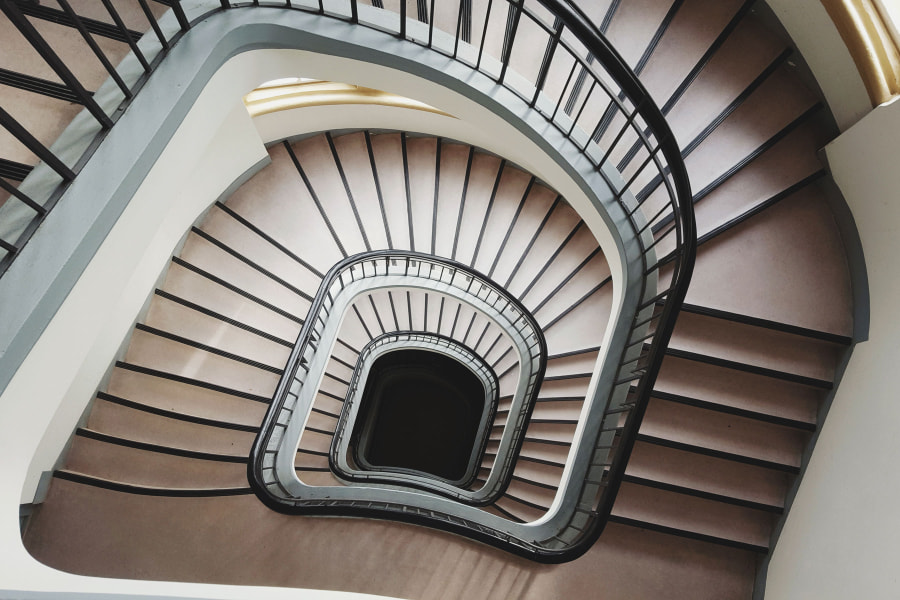 Staircase by Pascal Schirmer on 500px.com