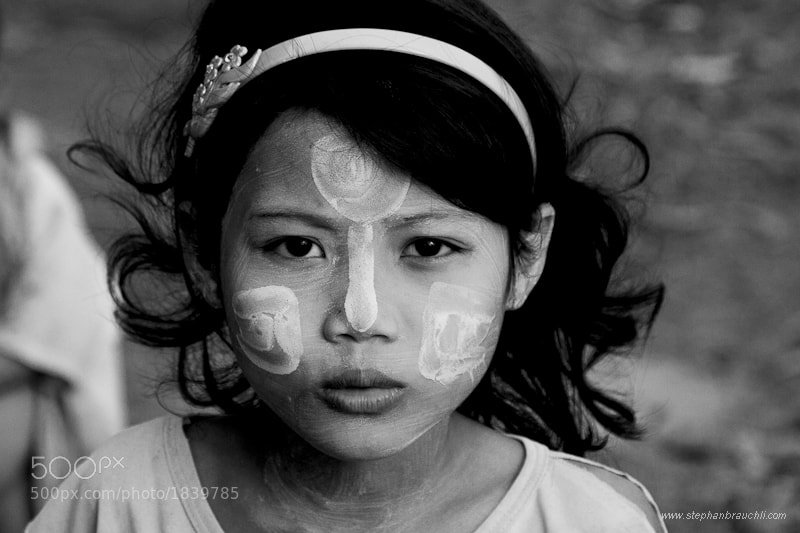 Photograph Tanaka Girl by Stephan Brauchli on 500px