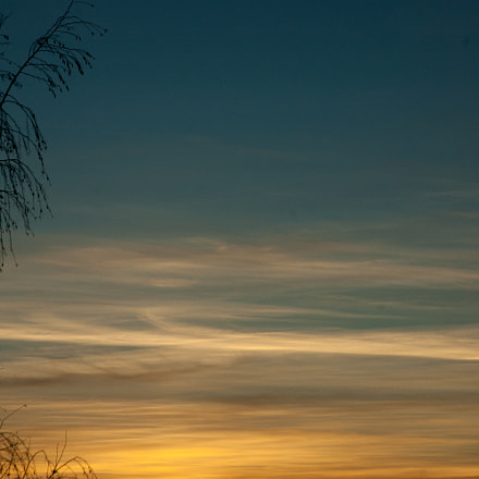 winter sky, Nikon D70S, AF-S DX Zoom-Nikkor 18-70mm f/3.5-4.5G IF-ED