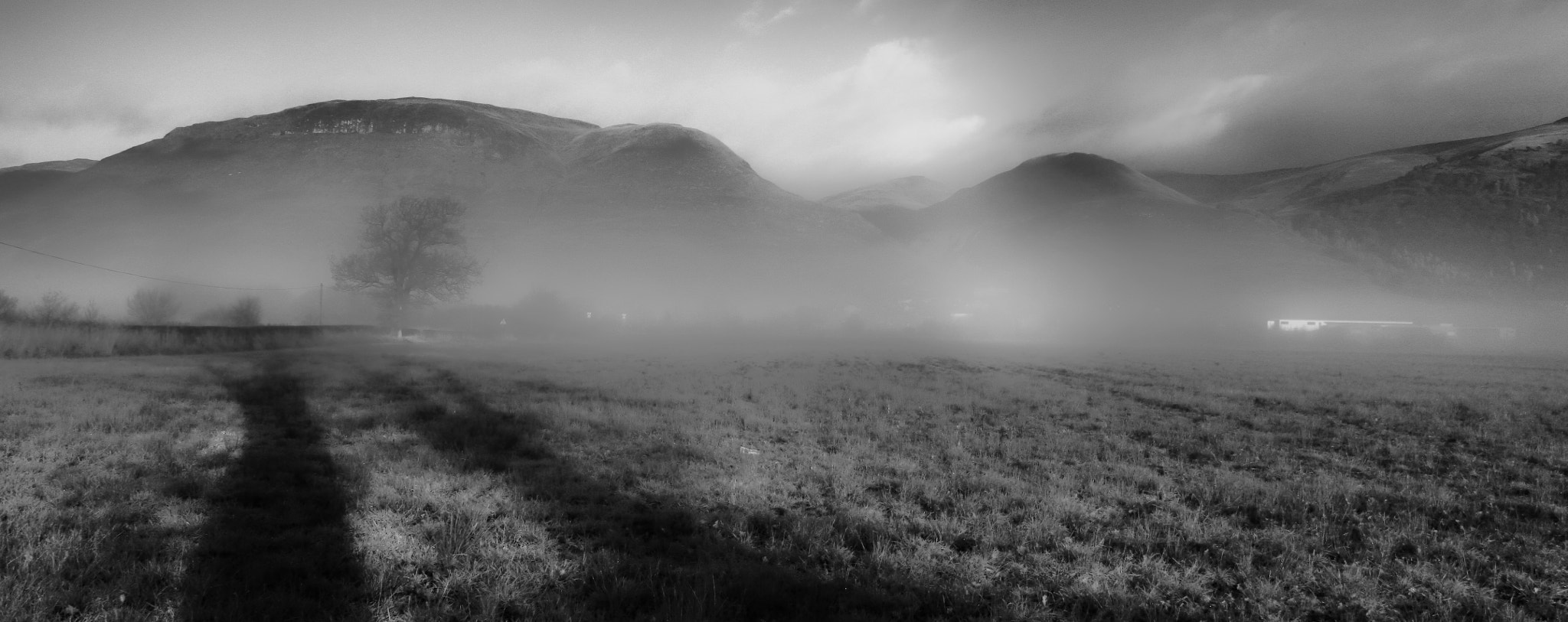Photograph early morning mist  by ian mcintosh on 500px