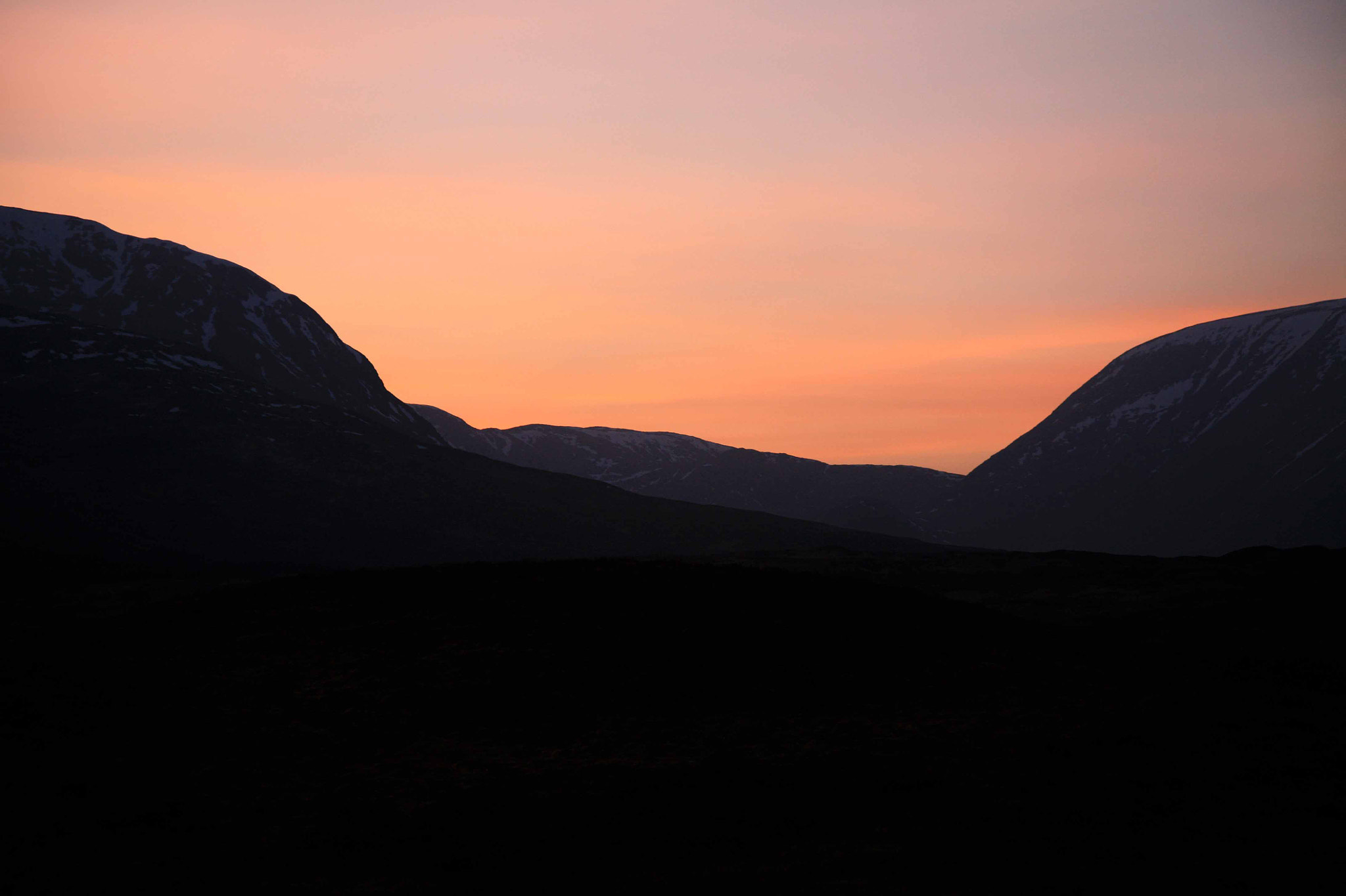 Photograph Glencoe at Dusk by Steven Power on 500px