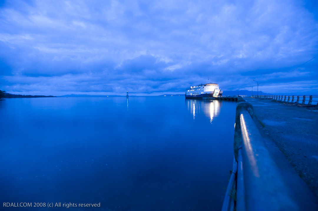 Photograph First Ferry by Ardaly Prawito on 500px