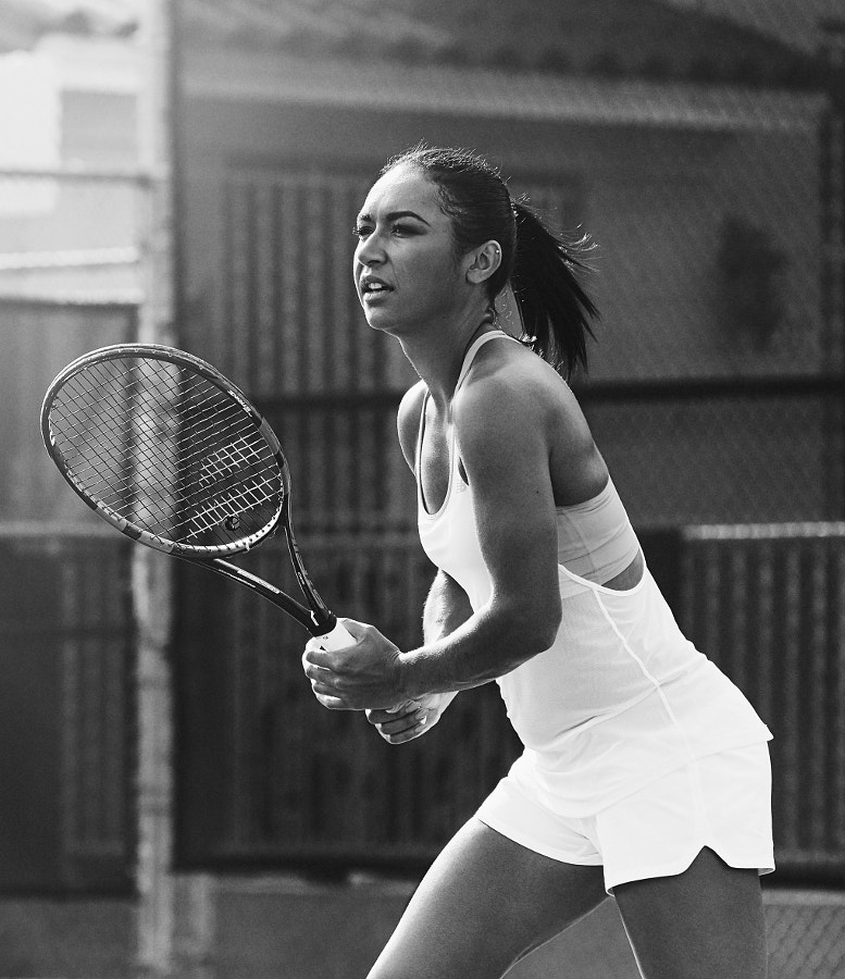 Heather Watson 002 by Duncan Nicholls on 500px.com