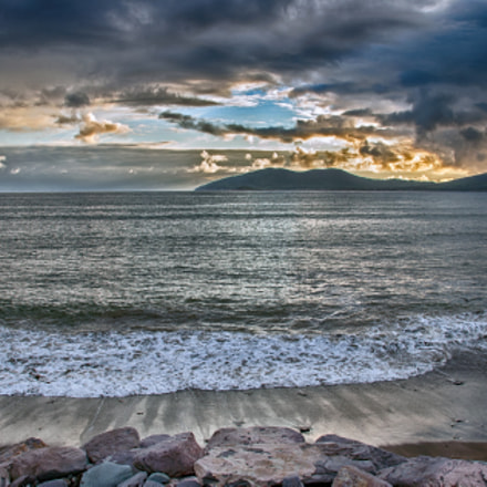 Waterville, before the sunset, Nikon D60, Sigma 18-200mm F3.5-6.3 DC OS HSM