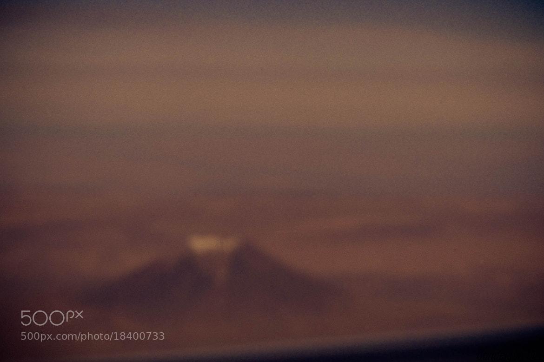 Photograph Aerial view of the Andes by Conceição Dias on 500px