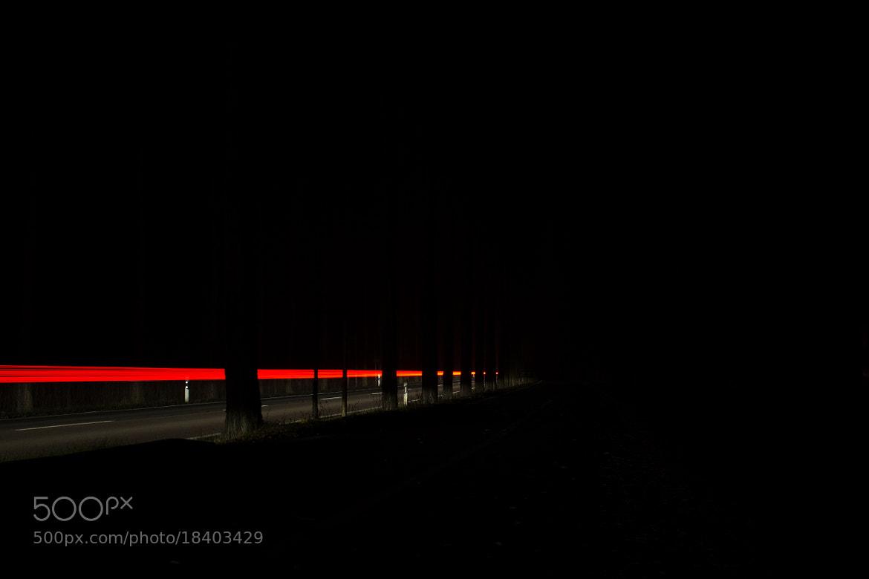 Photograph Street to nowhere by Hendrik Pietzek on 500px