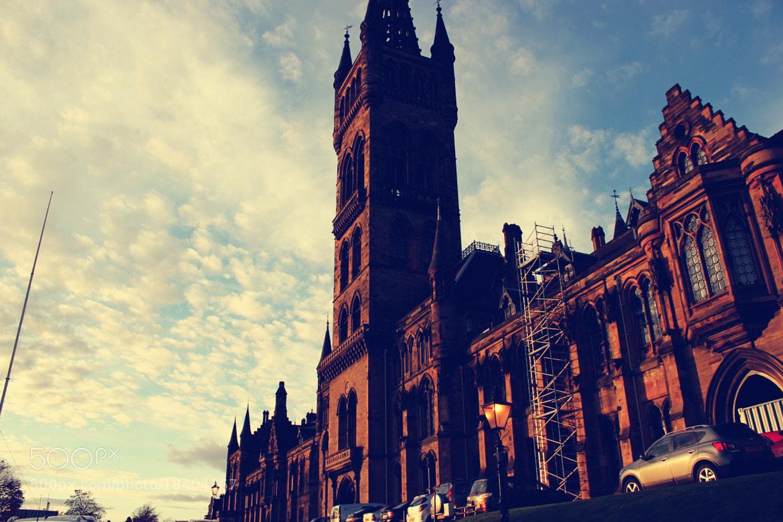 Photograph University of Glasgow by Suzie Zhan on 500px