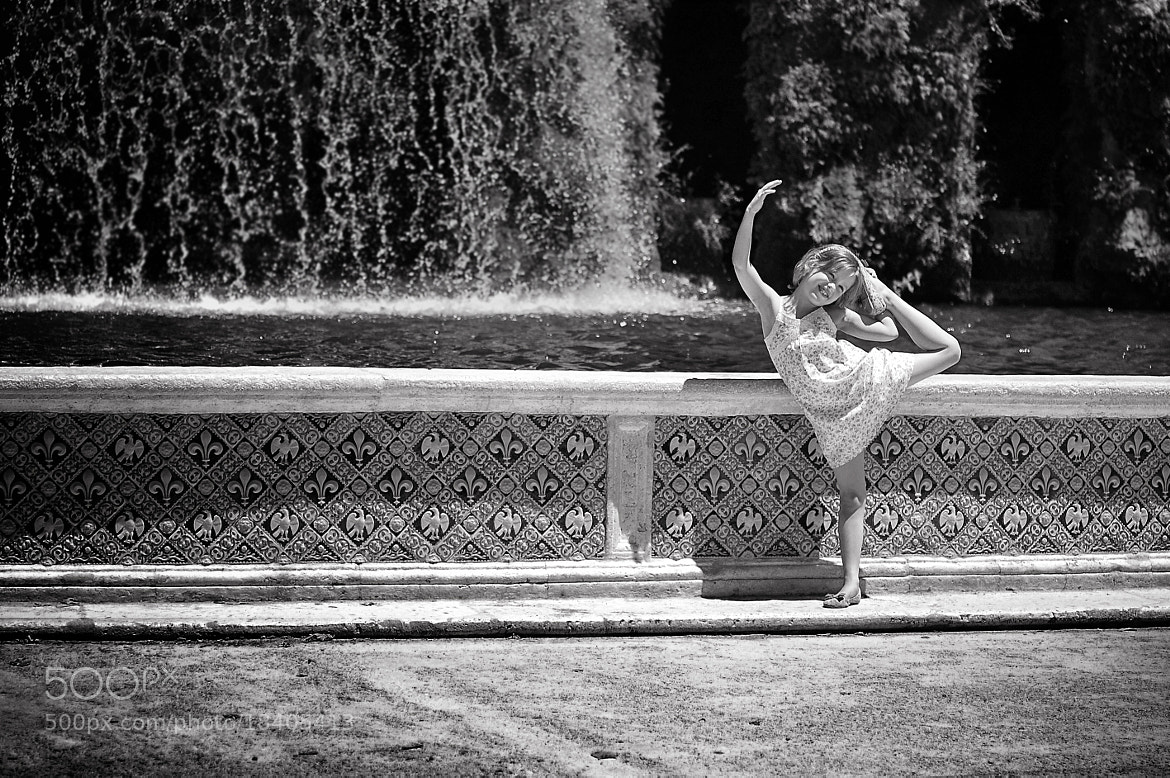 Photograph Little dancer by Giulia Fares on 500px