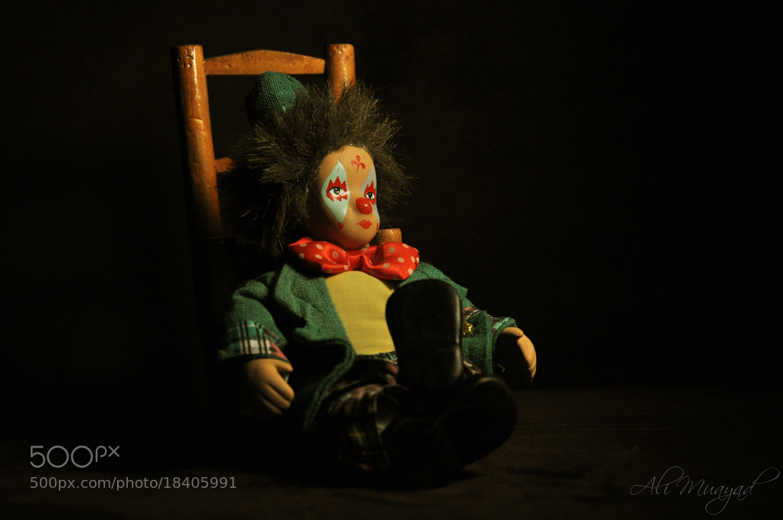Photograph My sweet clown by Ali  Muayyad on 500px