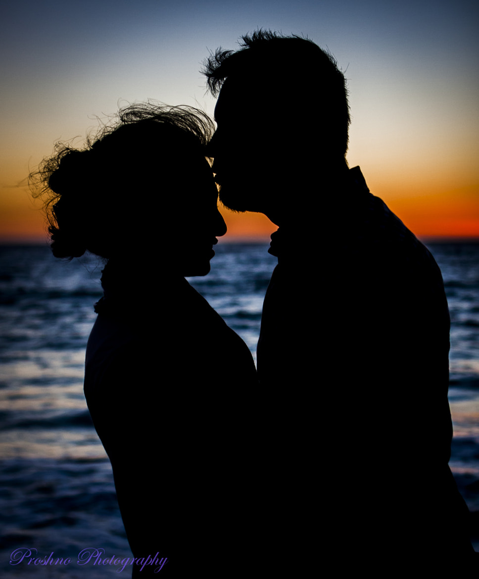 Photograph Silhouette of Love by Arif Abdullah on 500px
