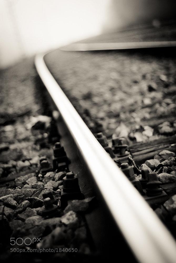 Photograph Rail by Rafał Makieła on 500px